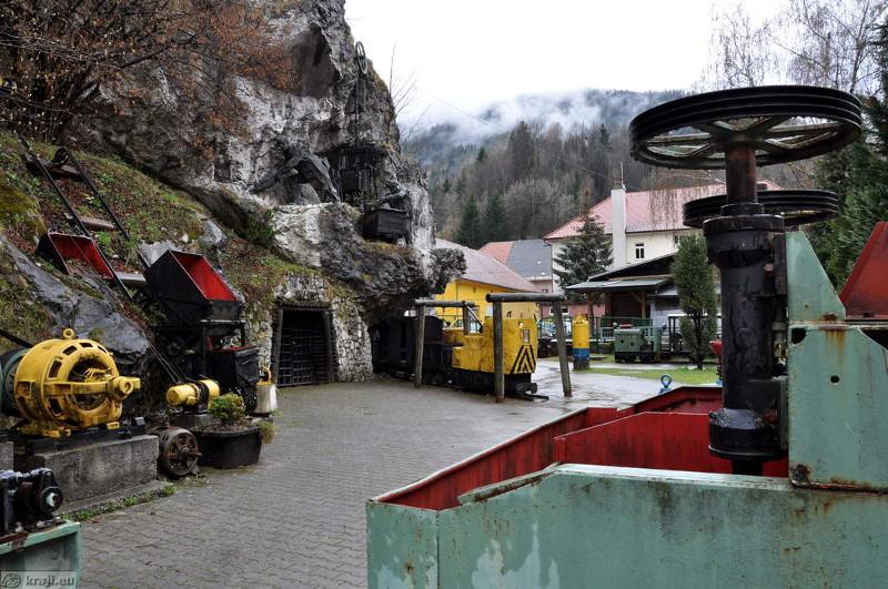 Rudarski muzej Črna