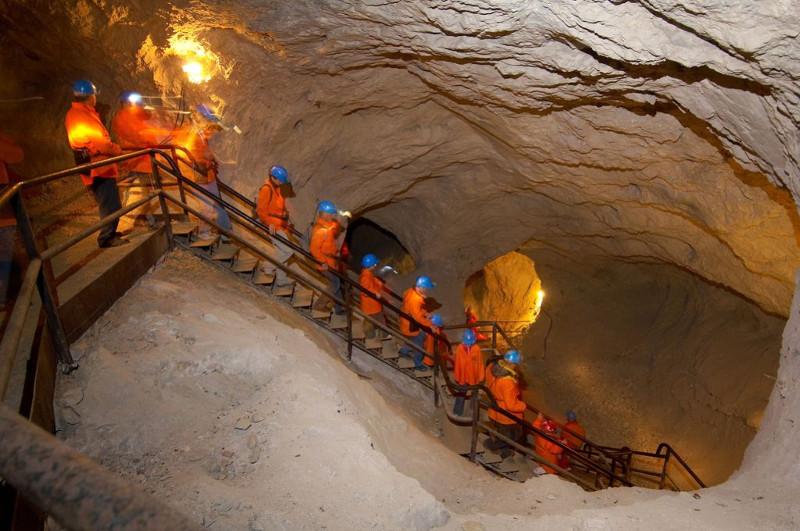 Turistični rudnik Mežica