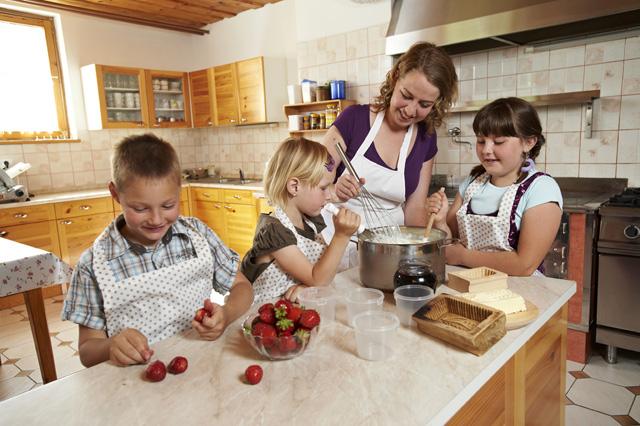 delo v kuhinji
